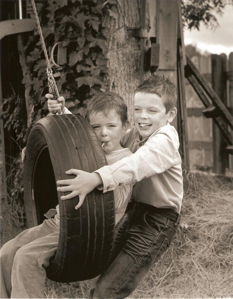 Tire Swing & Lollies